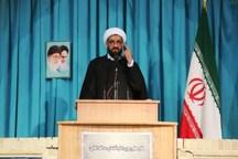 امام جمعه همدان: آمریکا مقابل ایران بازهم زمین گیر می شود