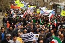 امام جمعه مرند: ملت ایران با تبعیت از مکتب عاشورا ایستاده است