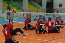 والیبال نشسته شهرداری ارومیه به مصاف روانکار های گلستان می رود