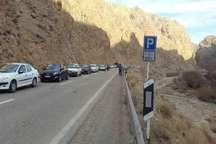 تردد تریلر، کامیون در محورهای خراسان شمالی تا 14فرودین ممنوع شد