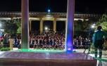 مراسم بزرگداشت یادروز حافظ+ تصاویر