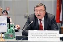روسیه: نشست کمیسیون برجام در وین امکان گفتوگوها را فراهم کرد