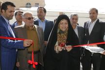 2 واحد تولیدی در زنجان با حضور معاون رئیس جمهوری افتتاح شد