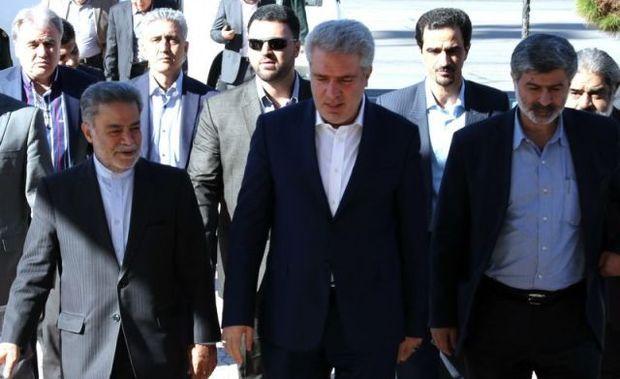 معاون رئیس جمهوری به مقام سومین شهید محراب ادای احترام کرد