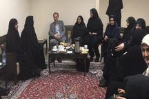 دیدار و نشست زنان فعال سیاسی مشهد، شهیندخت مولاوردی و شهردار مشهد + تصویر