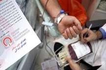 افزایش 20 درصدی شمار مراجعه کنندگان به مراکز اهدای خون در زنجان
