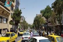 پرواز مرگ در خیابان های درون شهری مازندران