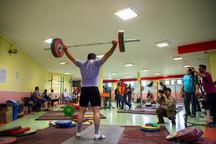اردوی تیم ملی وزنه برداری بزرگسالان در ماهشهر آغاز شد