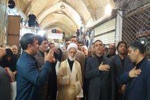 جانمایه انقلاب اسلامی از نهضت عاشورایی است