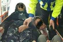 2 بانوی کامیارانی از سرمازدگی نجات یافتند