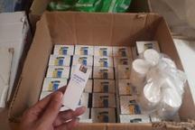 محموله اقلام قاچاق دندانپزشکی در تربت جام کشف شد