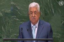 عباس: اسرائیل از تمام خطوط قرمز عبور میکند/ آیا پذیرفتنی است که اسرائیل دولتی فراقانونی باشد؟