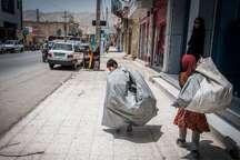 کودکان کار بازمانده از تحصیل همدان، بسته های مهرانه دریافت کردند