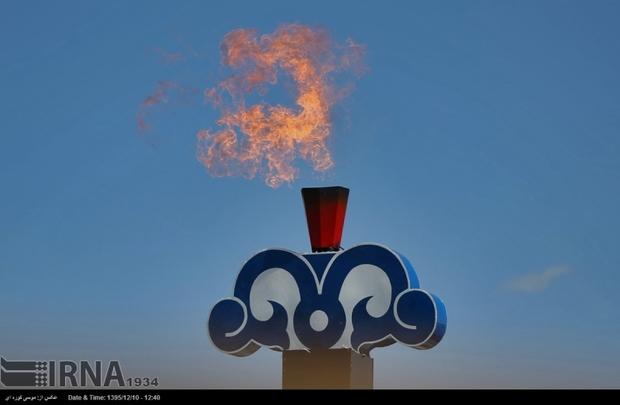 مصرف گاز در گیلان 28 درصد افزایش یافت
