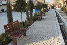 7 7 میلیارد ریال برای عمران و مبلمان شهری خمین هزینه شد