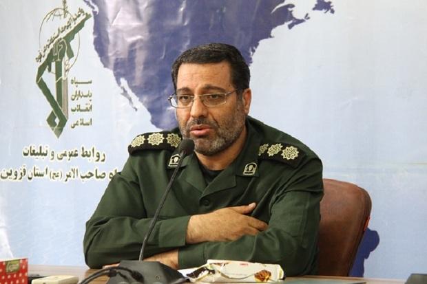 سپاه قزوین به ۶ هزار خانوار در گلستان امدادرسانی می کند