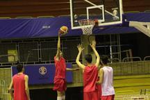 غیبت بسکتبالیست های ملی پوش مازنی در مسابقات قهرمانی