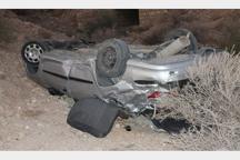 واژگونی خودروی سواری در جاده خدابنده 2 قربانی گرفت