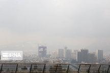 افزایش غبار و آلایندههای جوی در استان تهران انتظار میرود