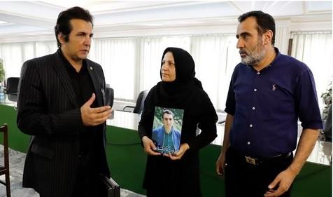 حضور حسام نوابصفوی در دادگاه محاکمه متهمان سقوط اتوبوس در دانشگاه آزاد+ تصاویر