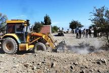 59 حلقه چاه غیرمجاز در دهلران مسدود شد