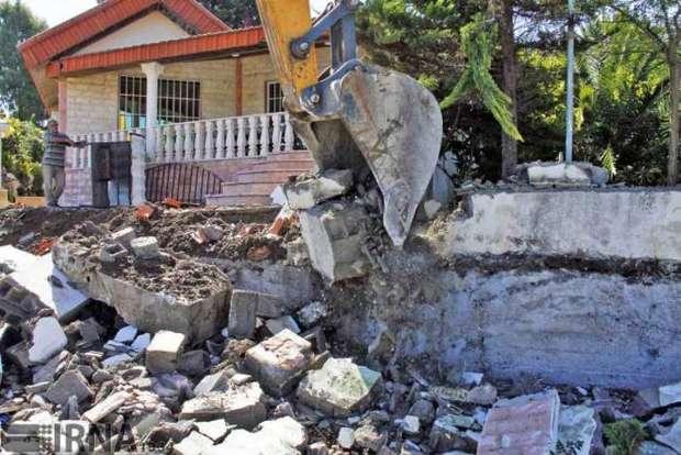 افزون بر 123 هزار مترمربع از اراضی ملی گیلان رفع تصرف شد