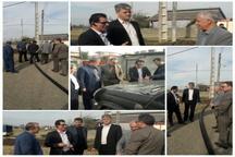 اجرای طرح آبرسانی به 10 روستای شهرستان تالش