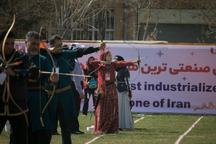 نتایج تیمی مسابقات بین المللی تیراندازی با کمان سنتی در ارس مشخص شد