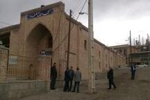 ساماندهی محوطه مسجد جامع هشترود