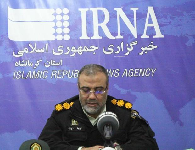 بیش از 2 تن مواد مخدر در استان کرمانشاه کشف شد