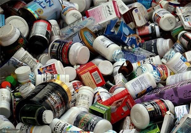 بیش از 3 هزار قلم داروی فاقد مجوز پخش در کنگاور کشف شد
