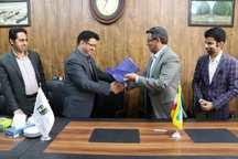 تفاهم نامه همکاری پارک علم و فناوری و خانه صنعت کرمان منعقد شد