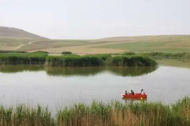 تالاب های «طالقان» و «یادگارلو» نقده آبگیری شد
