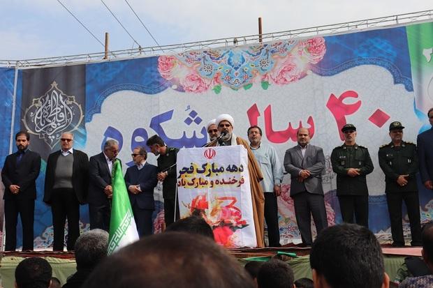 اتحاد زیر پرچم اسلام نقشه سلطه گران را خنثی کرد