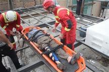 136 حادثه ناشی از کار در استان قزوین بوقوع پیوست
