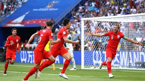 صحبتهای امیدوار کننده مدافع انگلیس برای قهرمانی در جام جهانی