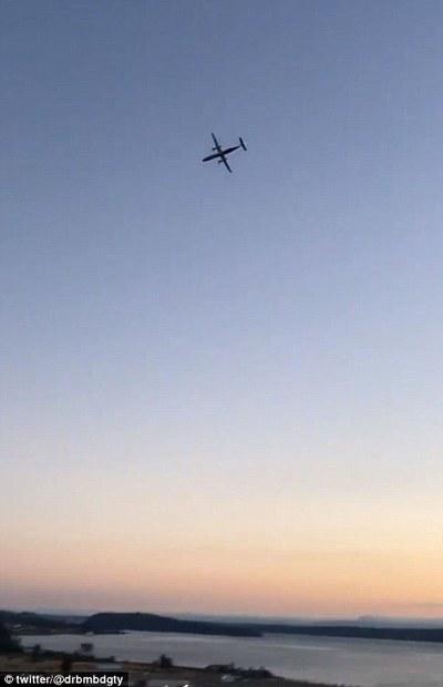 تصاویر/ هواپیماربایی در آمریکا