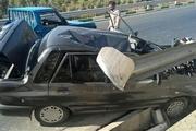 حادثه رانندگی در ساوه هشت مصدوم داشت