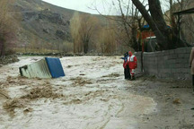زخم 250 میلیارد ریالی سیل بر تن زنجان
