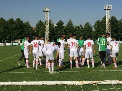 برگزاری نخستین تمرین تیم ملی امید با غیبت یک استقلالی