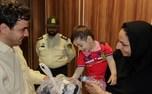 آدم رباهای کودک مهشدی در دام قانون گرفتار شدند+عکس