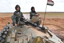 ارتش سوریه وارد «الطبقه» و «منبج» شد/ خیز نیروهای دولتی برای استقرار در مرز شمالی/مذاکره کردها با دمشق