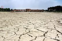 کاهش 74 درصدی آب سد زاینده رود و ابهام در زمان بازگشایی رودخانه