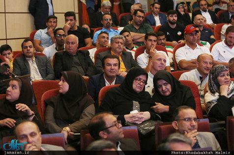 استیلی: حضور یادگار امام (س) در مراسم بدرقه نشان از توجه شان به ورزش دارد/ امیدوارم به المپیک برویم