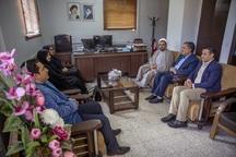 مدیرکل فرهنگ و ارشاد اسلامی از ایرنا دیدن کرد