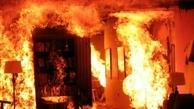 خسارت یک میلیاردی آتشسوزی در بادگیران بندرعباس