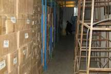 کشف محموله 5 میلیارد ریالی لوازم خانگی قاچاق در فردیس