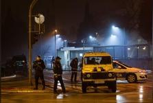 حمله انتحاری به سفارت آمریکا در پایتخت مونتهنگرو