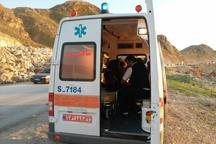 25 حادثه ترافیکی در شرق سمنان