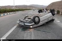 واژگونی خودرو در سبزوار 6 مصدوم بر جای گذاشت